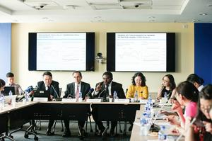 World Bank advises strengthening fiscal foundation and spending on health and education