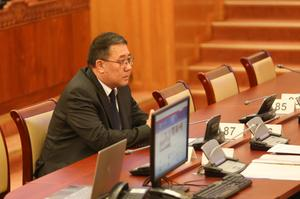G.Bayasgalan appointed as Constitutional Court judge