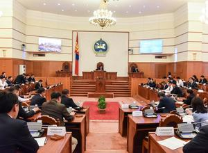 New government to have 17 ministers and 14 ministries