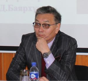 Researcher D.Bayarkhuu delves into Mongolia-US strategic partnership