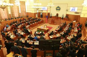 Lawmakers vow to combat corruption