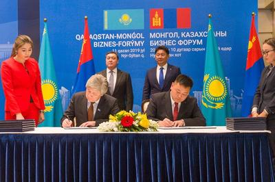 Mongolia and Kazakhstan agree to construct gold and silver refinery