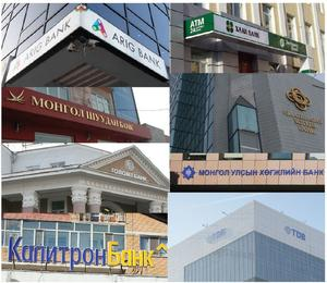 Banking sector faced 31.6 billion MNT deficit in 2019
