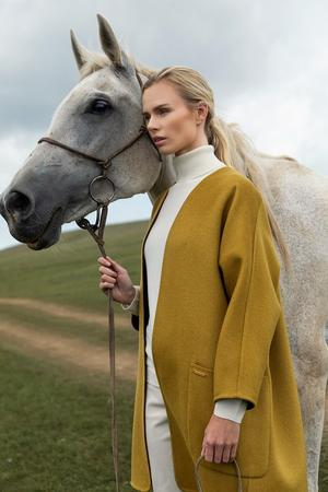 Zolboo Tsegmed: Gobi offers luxurious cashmere products to the European market with affordable price