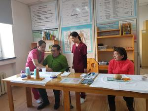 Mongolia faces shortage in rehabilitation therapists