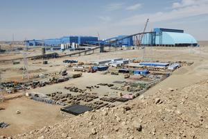 Oyu Tolgoi power plant set for construction in July 2021