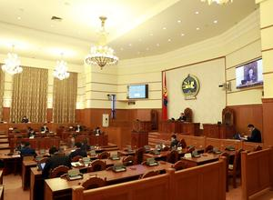 Parliament rejects conclusion of Constitutional Court