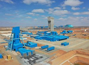 Oyu Tolgoi completes Shaft 2 construction