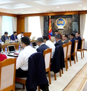 Cabinet reviews government operations, intergovernmental agreement, and regulation