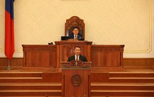 President submits decree to file counter-claim against OT