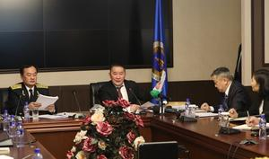 Kh.Battulga requests General Prosecutor to investigate Ts.Elbegdorj