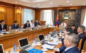 Cabinet reviews president's proposals on constitutional amendments