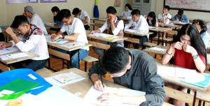 General education examinees to receive results on test day