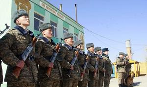Mongolia celebrates Soldiers' Day