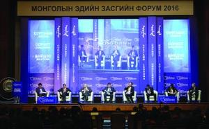 Mongolian Economic Forum focuses on solutions for diversifying the economy