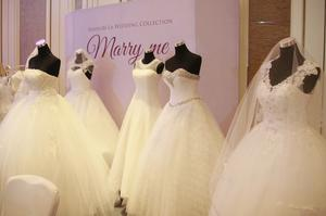 Wedding fair takes place at Shangri-La