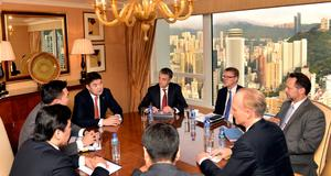 PM continues official meetings during Asian Investment Conference