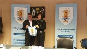 Mongolian and Uruguayan football associations to cooperate