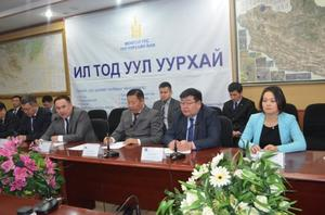 Transparent Mining meeting takes place