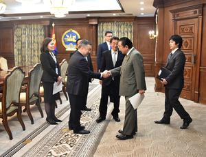 Mongolia-Japan ties strengthens with visit of Japanese parliamentary delegation