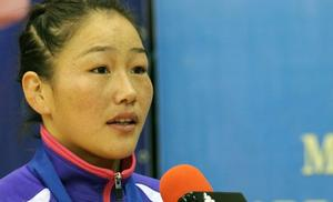 E.Sumiya disqualified from the Olympics