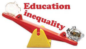Better education can decrease wealth inequality