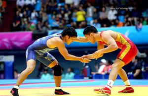 Freestyle wrestlers leave for Istanbul for Olympic qualification tournament