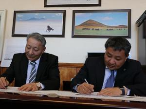 Mongolia to move forward on railway infrastructure