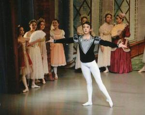 A peek into G.Khosbayar's life as a ballet dancer
