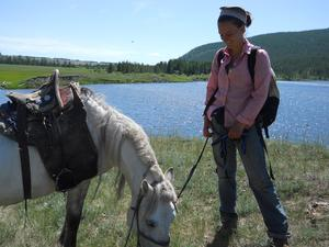 Archaeologist Dr. Julia Clark discusses decade-long career in Mongolia