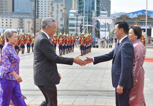 Mongolia and Singapore to implement 30-day visa waiver