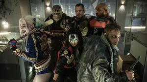 Suicide Squad: Mildly entertaining, but overall disappointing