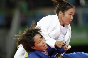 D.Sumiya wins Mongolia's first medal from Rio 2016