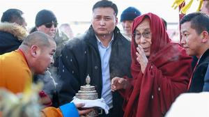 The controversy surrounding the Dalai Lama's visit