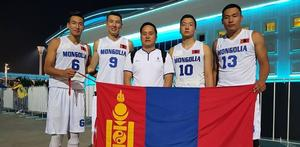 MONGOLIA TO PARTICIPATE IN FIBA 3X3 WORLD CUP 2018