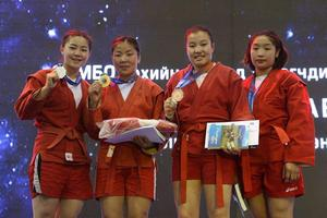 State Sambo Wrestling Championships to prep athletes for Asian Championships