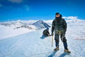 Mongolian mountaineers reached the peak of Aconcagua