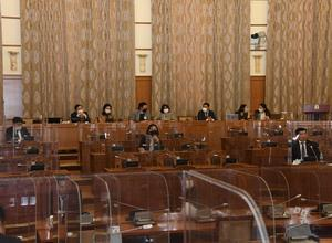 Implementation of resolution on Oyu Tolgoi reviewed