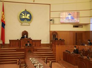 Parliament rejects Constitutional Court's conclusion