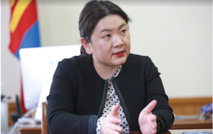 B.Solongoo: Mongolia must make the 1st draft of  the new Oyu Tolgoi agreement