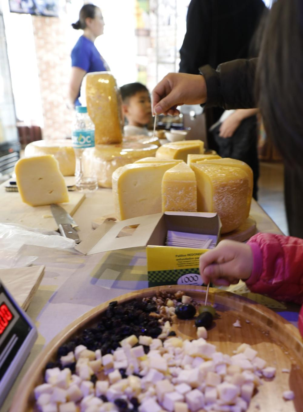 Untapped potential seep from cheese industry