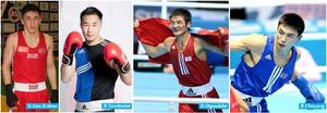 Boxers win four Olympic   quotas from Asia & Oceana Olympic   Qualification Tournament