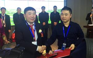 Mongolia and China sign cooperation agreement on e-commerce