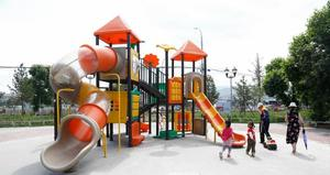 New park opens in Khan-Uul District