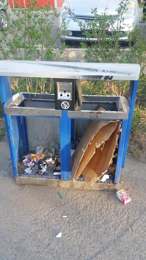 Why Ulaanbaatar needs better trash cans more than half-painted buildings
