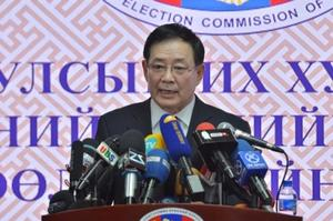 Mongolian People's Party takes over Parliament