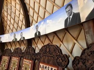 Unity of Asia and Europe depicted in 'Pillars of ASEM' portrait exhibition