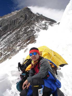 5 Mongolian Mountaineers climb Aconcagua Mountain