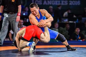 State Freestyle Wrestling Championships sees fierce competition