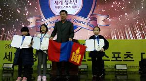 MONGOLIAN CHESS PLAYERS CLAIMS 16 MEDALS AT WORLD YOUTH MIND SPORTS FAIR